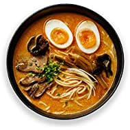 Takeout Kit, Japanese Spicy Miso Ramen Meal Kit, Serves 4