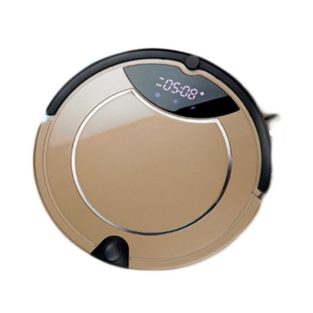 Robot Aspirador VR Golden Cleaner: Amazon.es: Hogar