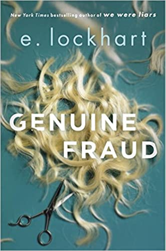 Genuine Fraud by E. Lockhart | SLJ Review