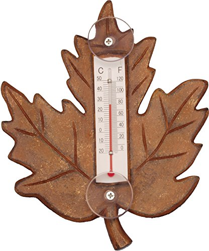 Maple Leaf Thermometer - 1