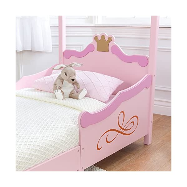 Princess Toddler Bed 6