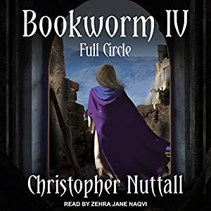 Bookworm IV: Full Circle Audiobook