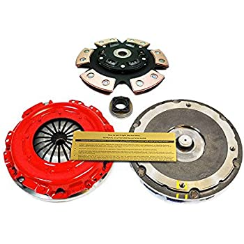 EFT STAGE 2 RACE CLUTCH& FLYWHEEL KIT Neon Talon Eclipse Stratus Cirrus Avenger