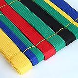 HongH Kid Taekwondo Belts Cotton Martial Arts