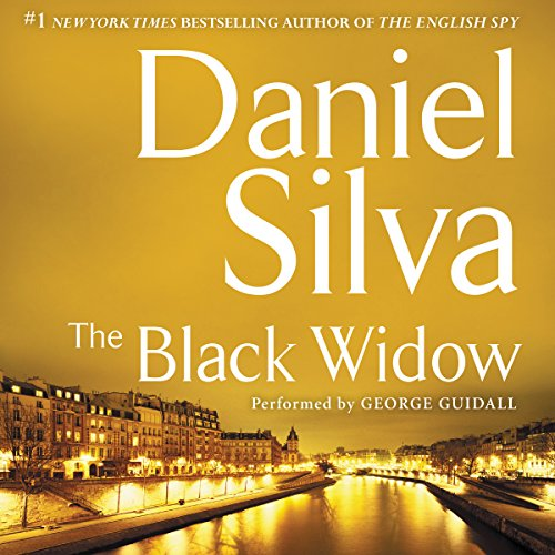 The Black Widow Audiobook [Free Download by Trial] thumbnail