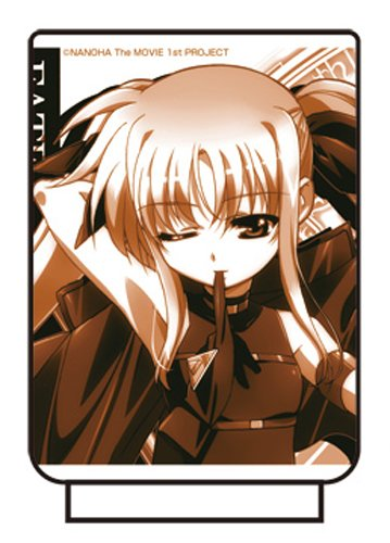 Magical Girl Lyrical Nanoha The MOVIE 1st Fate Testarossa Cup by COSPA