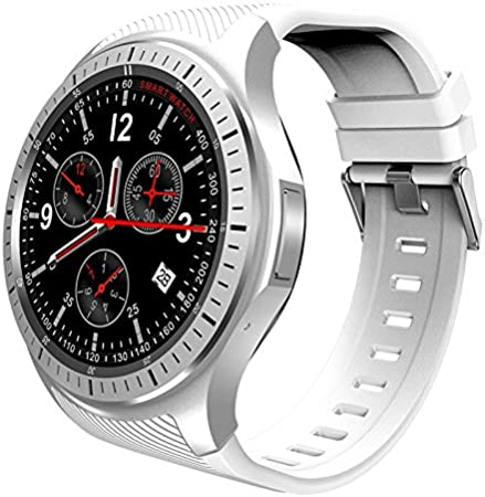 DOMINO DM368 3G Smartwatch Android Quad-Core CPU 1 IMEI Bluetooth ...