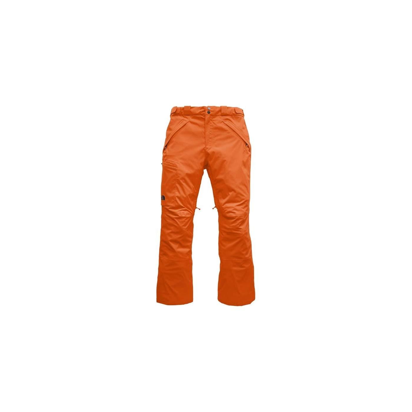 17da3ec1db The North Face Pantalon De Ski M Sickline Pant Orange
