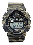 G-Shock Men's GD-120CM Camo Sport Watch