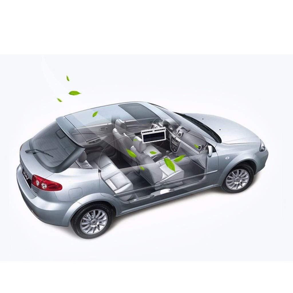 Black Dkings 3-Fan Solar Energy Auto Abzugshaube K/ühlk/örper Auto Air Vent Cool L/üftungssystem K/ühlerl/üfter Solar Auto Auto Air Vent Cool L/üfter K/ühler L/üftungssystem