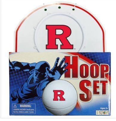 Hoop Set, Rutgers by Patch Products Inc.