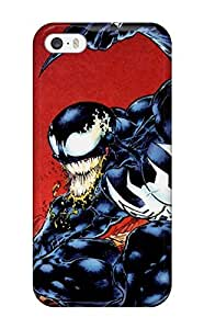 Snap-on Case Designed For Iphone 5/5s- Venom
