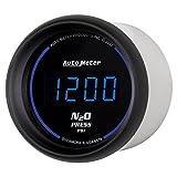 Auto Meter 6974 Cobalt Digital 2-1/16'' 0-1600 PSI Nitrous Pressure Gauge