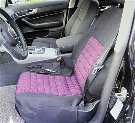 Sitzheizung Neu Profi Auto Sitz Auflage Nachrüsten Carbon 5 stufig Heiz Audi