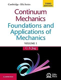 Continuum mechanics for engineers third edition computational continuum mechanics volume 1 foundations and applications of mechanics cambridge iisc fandeluxe Choice Image
