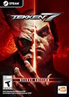 Tekken 7 Deluxe Edition [Online Game Code] from Bandai Namco