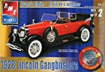 AMT ERTL 1:25 1928 Lincoln Gangbusters Plastic Model Kit #38167 by AMT