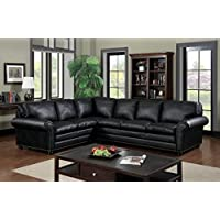 Furniture of America Culkin Sectional Sofa