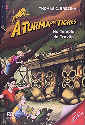 No Templo do Trovao: Thomas Brezina: 9788508151349: Amazon ...