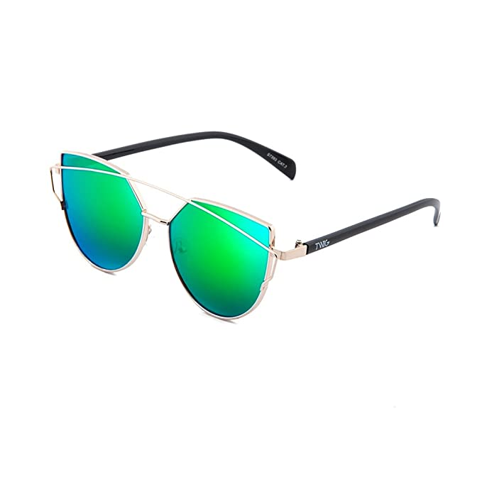Gafas de sol TWIG BONNARD espejo degradadas hombre/mujer ...