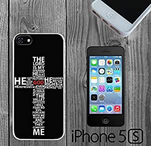 Bible Philippians 4 13 Bible verse Custom made Case/Cover/Skin FOR iPhone 5/5s