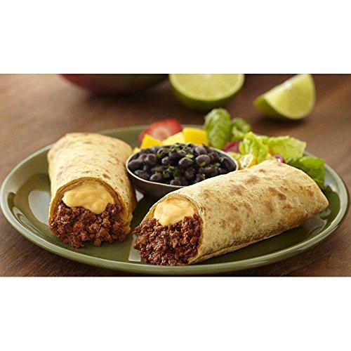 Fernandos Whole Grain Taco Snack, 5 Ounce -- 60 per case. by Fernandos Mexican Food (Image #3)