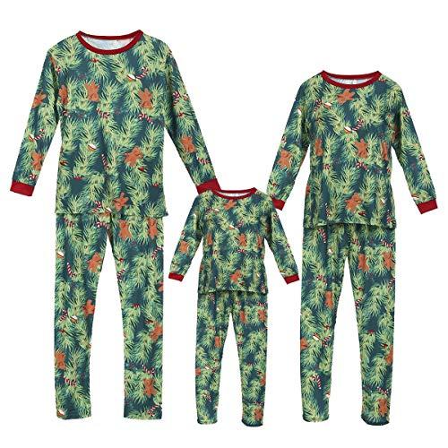 christmas family pajamas pjs for women men