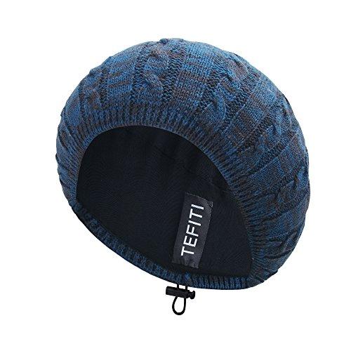 Women Hat,CocoCap Adjustable Knit Beanie Beret Women Girls Lightweight Hair Net Snood Hats