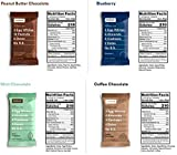 RXBAR Whole Food Protein Bars, Assorted Flavors Variety Pack Sampler by Its Variety (12 Count)