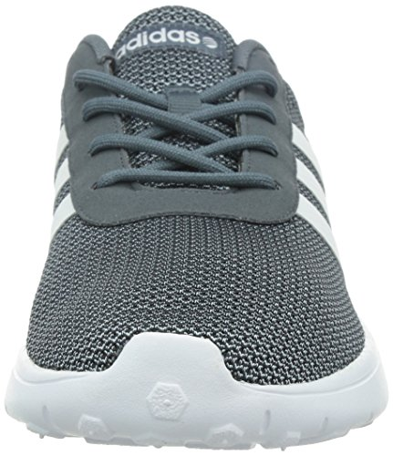 Racer Grey Shoes Grey Mens Trainers Lite Running adidas Neo fqE0wR