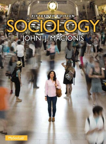 Sociology, Books a la Carte Edition (15th Edition)