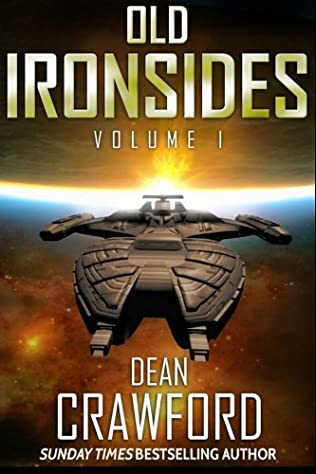 book cover of Old Ironsides
