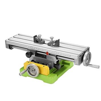 Fresadora CNC Mini mesa de trabajo de banco compuesto Mesa ...