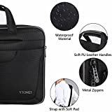 Laptop Bag, 17.3 Inch TSA Briefcase for Men