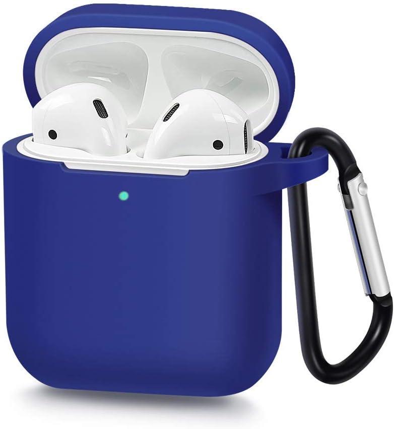 Earbud Headphones-white8 Blue