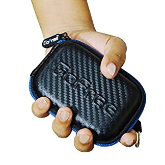 GoFree Multi-Purpose Small Case – Case for Pen Drives, SD Memory Cards, Earphones and Accessories (SEMI-Rigid Shock Proof Protection) 512aFpKvv2L