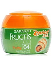 GARNIER Fructis Style Manga Putty for Spiked-up Hairstyles, 150 milliliters