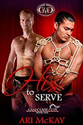 His To Serve (The Candy Cane Club Book 1)