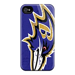 Perfect Hard Cell-phone Cases For Iphone 6 With Allow Personal Design High Resolution Baltimore Ravens Pictures SherriFakhry
