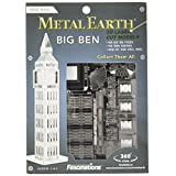 Fascinations Metal Earth Big Ben Clock Tower 3D Metal Model Kit
