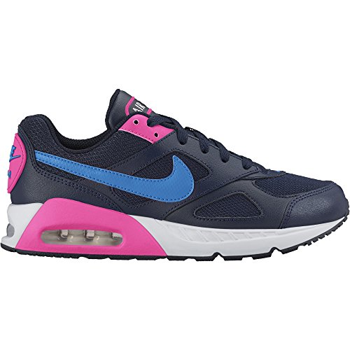 Nike Air Max Ivo (GS) - Zapatillas para niña, color negro / rosa / blanco Varios colores (Royal /         Black /         White)