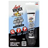 Liquid Wrench L818-12PK Anti-Seize Dielectric Grease - 18 Gram Tube, (Case of 12)