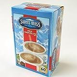 SwissMiss Suisumisu milk chocolate cocoa 28gX60 bags X2 boxes ConAgraFoods Hot Cocoa Mix instant cocoa