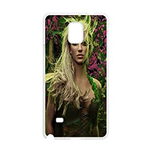 Generic Case Britney For Samsung Galaxy Note 4 N9100 678F6T8038