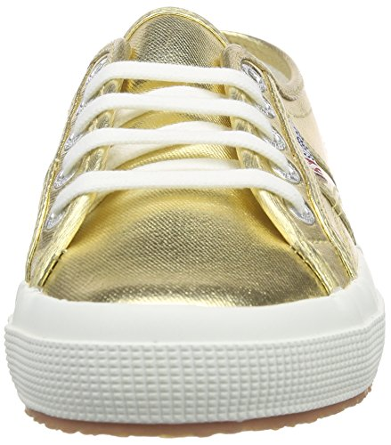 top Superga Low Oro Womenâ Cotmetu Sneakers ™ € 2750 S rSx0fwS7q
