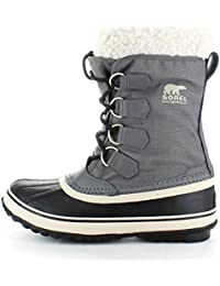 womens Ladies Winter Carnival Waterproof Snow Boots NL1495 Pewter Pewter  Nylon UK 7.5 (EUR 40.5 6cc9b4a50