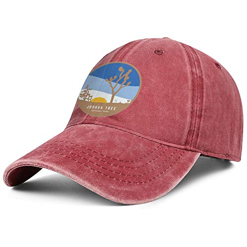 Unisex Men Adjustable Joshua Tree National Park Baseball Caps Classic Sports Hats