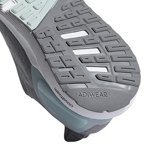 Adidas Cósmica 2 W, Gris / Verde / Gris Blanco / Verde / Blanco