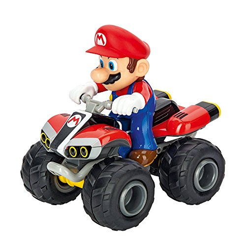 Carrera RC 200996 1:20 Nintendo Mario Kart 8, Mario 2.4 GHz RC Vehicle