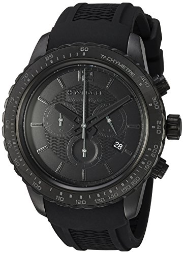 Wenger-Mens-Roadster-Night-Swiss-Quartz-Stainless-Steel-and-Silicone-Casual-Watch-ColorBlack-Model-010853111